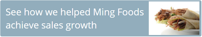 Ming Foods achieve growth